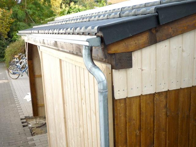 TerrassenUberdachung Holz Mit Dachziegeln ~ Zimmerei Hennef  Holzbau  auch im Raum Bonn, Köln, Siegburg